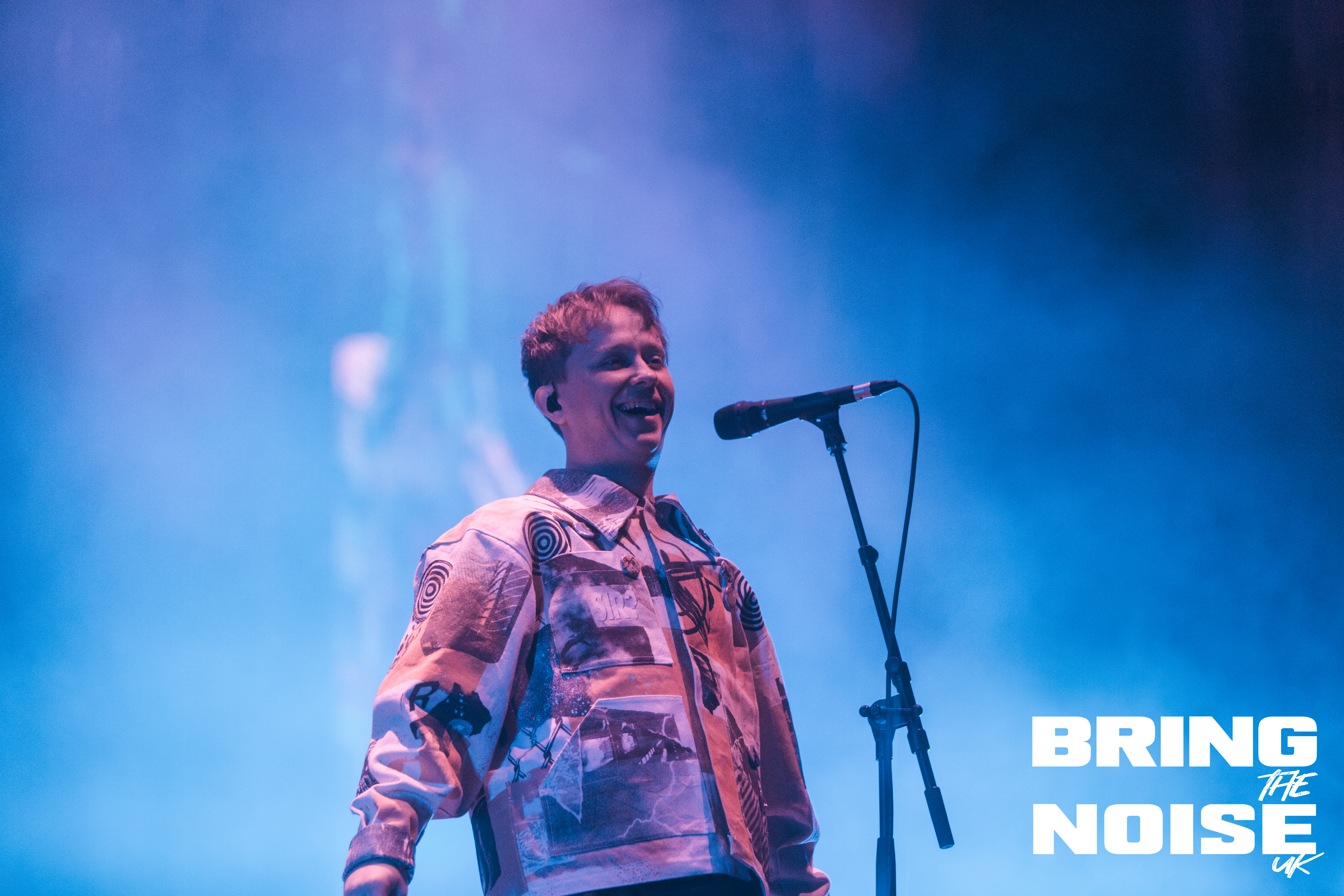 LIVE REVIEW: Nothing But Thieves, O2 Arena, London, 08/10/2021