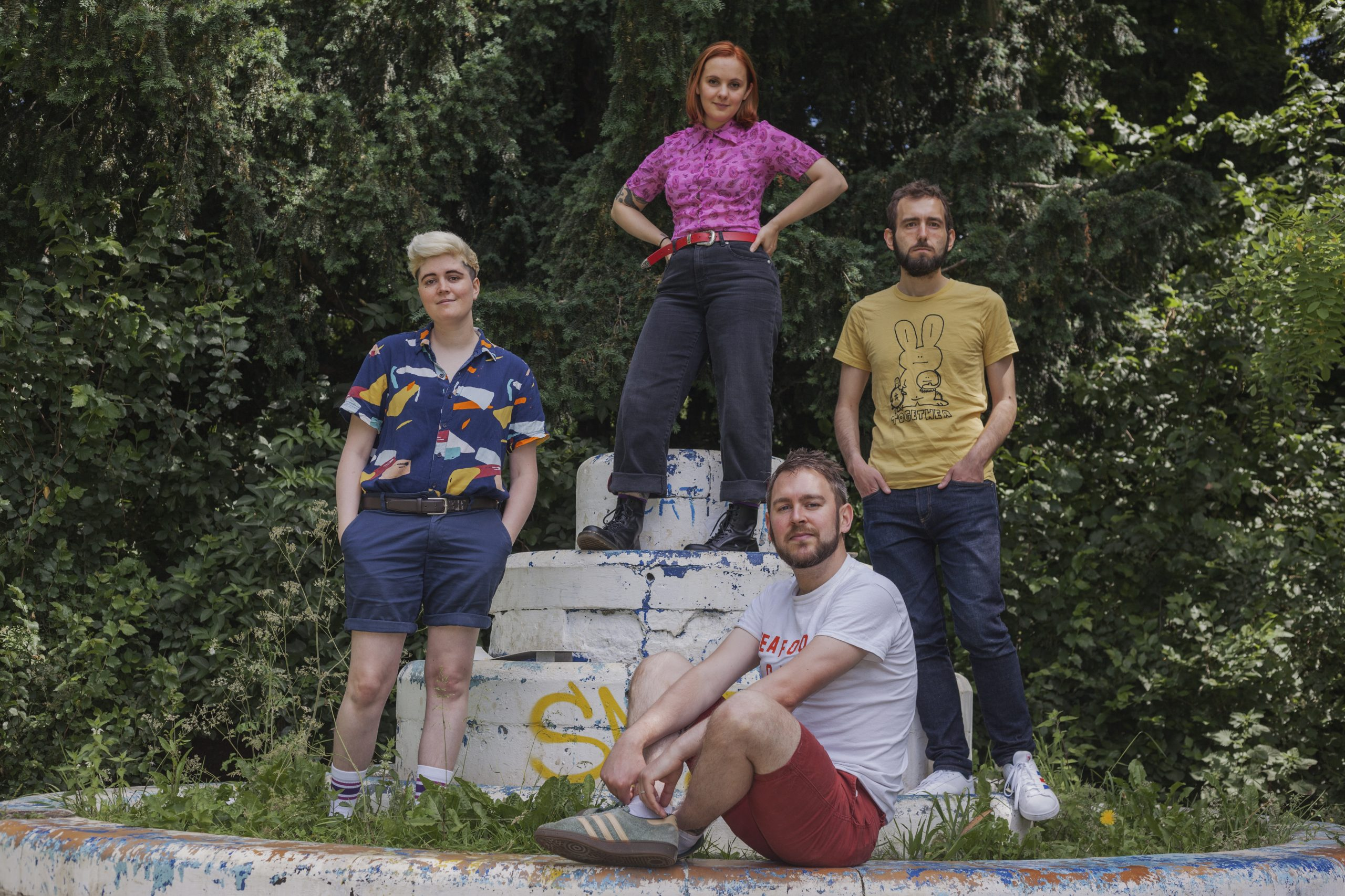 VIDEO NEWS: Fightmilk Release Live Video For 'Cool Cool Girl'