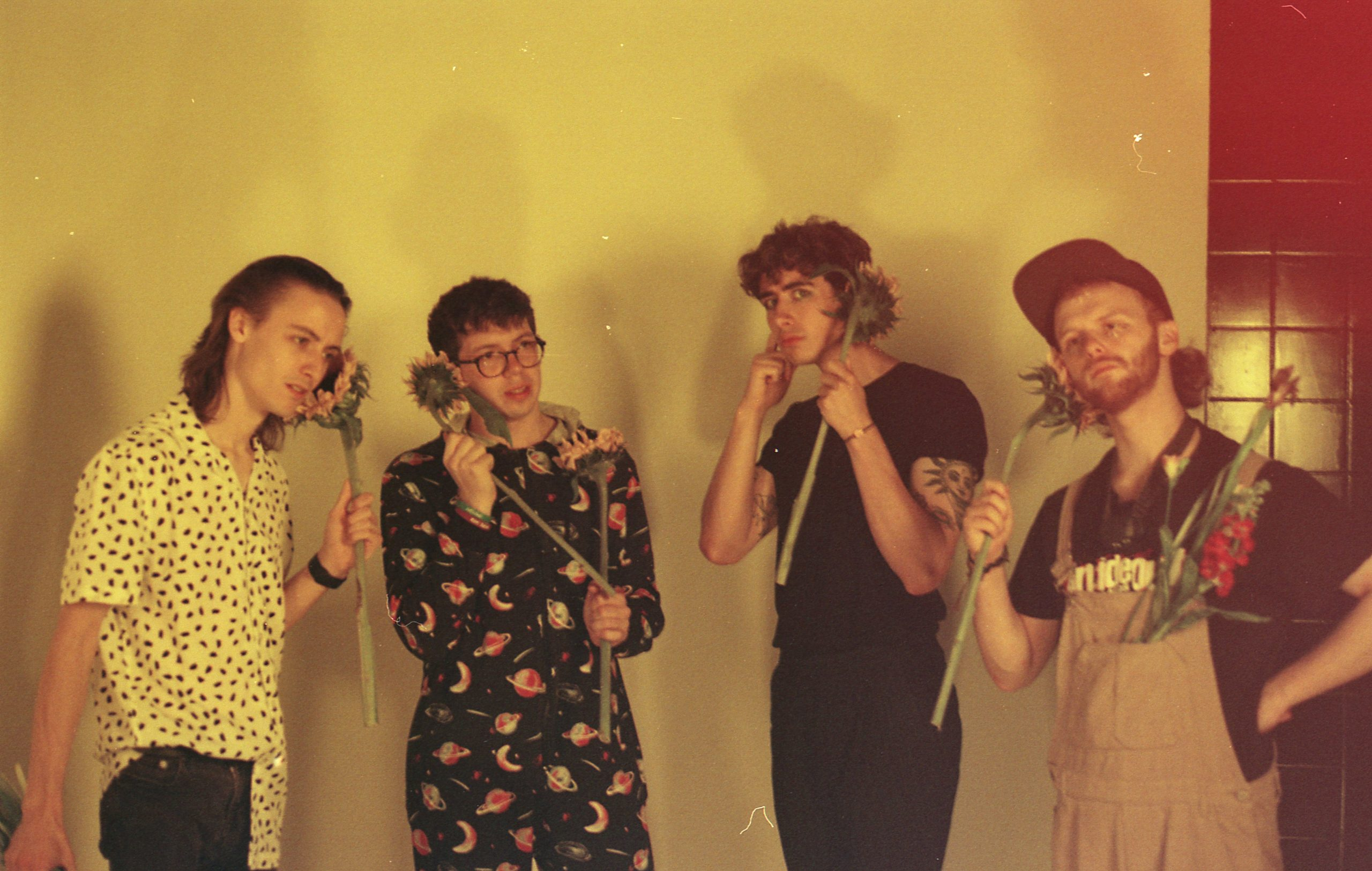 VIDEO NEWS: Bears In Trees Release Video For New Single 'I'm Doing Push Ups'